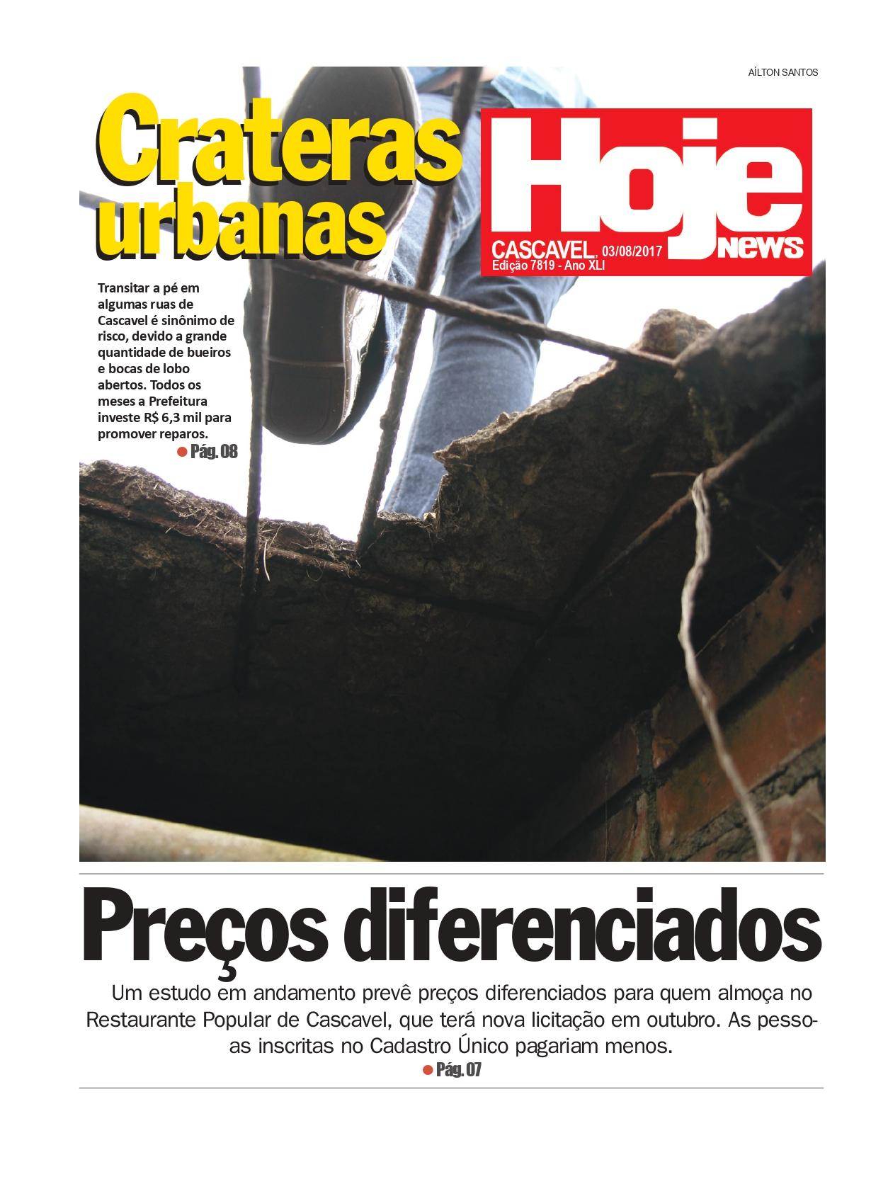 Sem categoria – Página: 33 – Jornal Hoje News